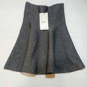 NWT Zara Mini Skirt